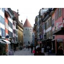 Yverdon, the Old Town (3)